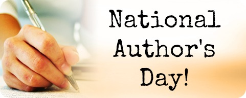 meet our authors at National Authors Day!